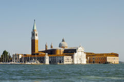 San Giorgio Maggiore church Royalty Free Stock Photo