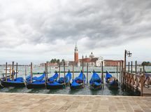 The San Giorgio Maggiore Church Stock Photo
