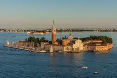 San Giorgio Maggiore Royalty Free Stock Images