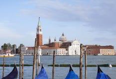 San Giorgio Maggiore-I-Venice Stock Foto