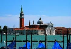 San Giorgio Maggiore island Royalty Free Stock Photography