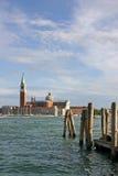 San Giorgio Maggiore Island Stock Image