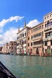 San Giorgio Maggiore Island i Veneza Royaltyfri Fotografi