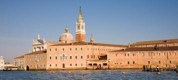 San Giorgio Maggiore island, Venice, Italy stock image