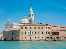San Giorgio Maggiore kościół w Wenecja Obraz Stock