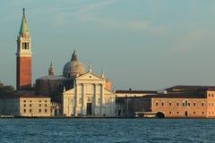 San Giorgio Maggiore monastery Royalty Free Stock Photos