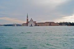 San Giorgio Maggiore, Venecia, Italia fotos de archivo