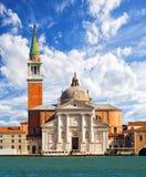 San Giorgio Maggiore, Venedig, Venetien, Italien stockfoto
