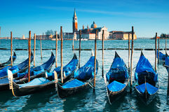San Giorgio Maggiore, Venetië - Italië Stock Afbeeldingen