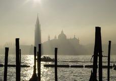 San Giorgio Maggiore, Venice Royalty Free Stock Images