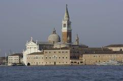 San Giorgio Maggiore, Venice, Italy Royalty Free Stock Images