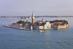 San Giorgio Maggiore - Venice, Italy Royalty Free Stock Photography