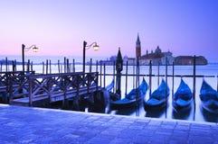 San Giorgio Maggiore, Venice - Italy Stock Photo
