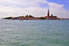 San giorgio maggiore. Venice, Italy Stock Photos