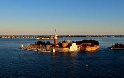 San Giorgio Maggiore, Venice, Italy Stock Image