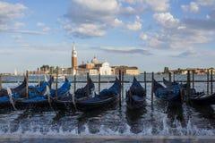 San Giorgio Maggiore in Venice Royalty Free Stock Photography
