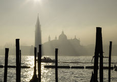San Giorgio Maggiore, Venise images libres de droits