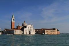 San Giorgio Maggore Venice, Itália Fotos de Stock Royalty Free