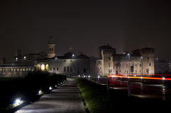 San Giorgio palace Royalty Free Stock Photo