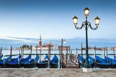 San Giorgio, Venezia Immagini Stock Libere da Diritti