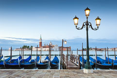 San Giorgio, Venice Royalty Free Stock Images