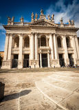 San Giovanni al Laterano Basilica Royalty Free Stock Photos