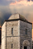 San Giovanni Baptistery, Volterra Royalty Free Stock Photography