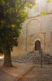 San Giovanni Battista Church, Erice Imágenes de archivo libres de regalías