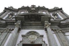 San Giovanni Battista, iglesia en Morbegno, Italia en Lombardía Foto de archivo libre de regalías