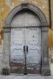 San Giovanni Battista, Kerk in Morbegno, Italië in Lombardije royalty-vrije stock afbeelding