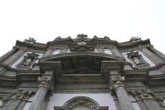 San Giovanni Battista, Kerk in Morbegno, Italië in Lombardije royalty-vrije stock afbeeldingen