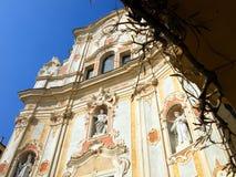 San Giovanni Battista kościół obrazy stock