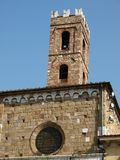 San Giovanni church. Lucca Tuscany Royalty Free Stock Images