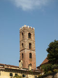 San Giovanni church. Lucca Tuscany Stock Photography