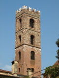 San Giovanni church. Lucca Tuscany Royalty Free Stock Photography