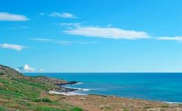 San Giovanni coast Royalty Free Stock Image