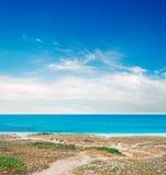 San Giovanni coastline Royalty Free Stock Photo