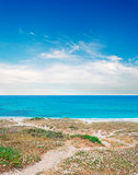 San Giovanni coastline Stock Photo
