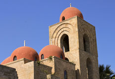 San Giovanni degli Eremiti Stock Image