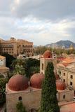 San Giovanni degli eremiti, Palermo zdjęcie stock