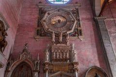 San Giovanni e Paoli church, Venice, italy Stock Photography