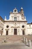 San Giovanni Evangelista in Parma Royalty-vrije Stock Afbeeldingen