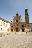 San Giovanni Evangelista in Parma Stock Photo