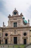 San Giovanni Evangelista, Parma, Włochy Fotografia Royalty Free