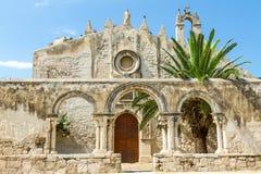 San Giovanni Evangelista in Syrakus Stockbild