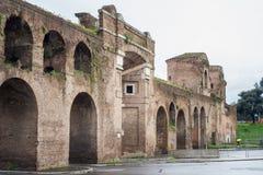 San Giovanni Gate Stock Photography