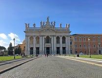 San Giovanni i Laterano, Rome Arkivbild