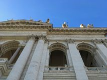 San Giovanni i Laterano, Rome Fotografering för Bildbyråer