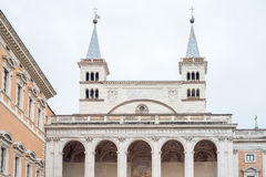 San Giovanni in Laterano stockbild