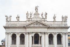 San Giovanni in Laterano stockfotos